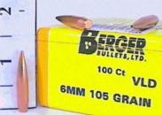 Berger 105 VLD Bullets