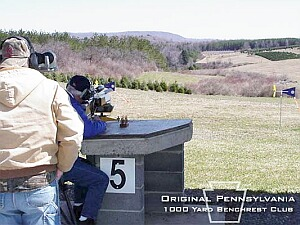 williamsport 1000-yard Benchrest Club