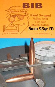 BIB Bullets