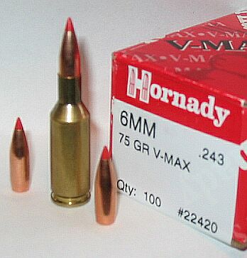 6mmBR com Bullet Comparator -- 6mm BR and 6BR Norma Bullet