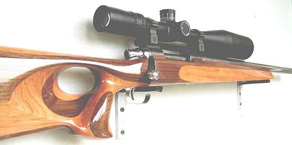 Gun Stocks - Best Stocks for Prone, Benchrest and long-range 6mm